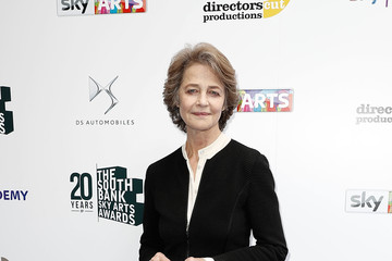 Charlotte Rampling The South Bank Awards - Red Carpet Arrivals
