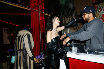 Chase B Chrome Hearts X Bella Hadid Collaboration Launch - Afterparty