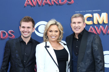 Chase Chrisley 53rd Academy Of Country Music Awards - Arrivals