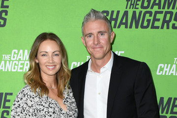 Chase Utley L.A. Premiere Of 'The Game Changers' - Arrivals