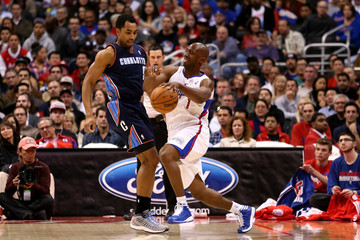 Chauncey Billips Charlotte Bobcats v Los Angeles Clippers