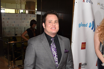 Chaz Bono 25th Annual GLAAD Media Awards - Red Carpet
