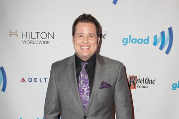 Chaz Bono 25th Annual GLAAD Media Awards - Dinner and Show