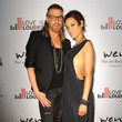 Chaz Dean and Nicole Murphy