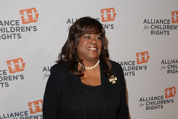 Chaz Ebert Arrivals at the Alliance for Children's Rights Dinner