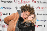 Macy Gray and Avril Lavigne attend ChefDance 2019 - Day 2 sponsored by Shiseido on January 26, 2019 in Park City, Utah.