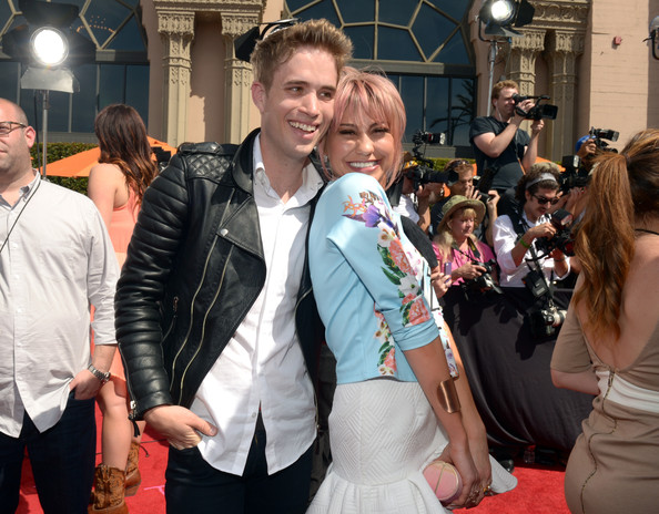 CHELSEA STAUB AND BRIAN DALES TOGETHER AGAIN