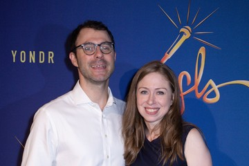 Chelsea Clinton 'Freestyle Love Supreme' Opening Night