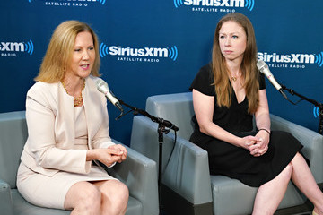 Chelsea Clinton Chelsea Clinton And Nancy Northup In Converation With SiriusXM Hosts Zerlina Maxwell And Jess McIntosh