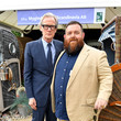 Bill Nighy and Nick Frost