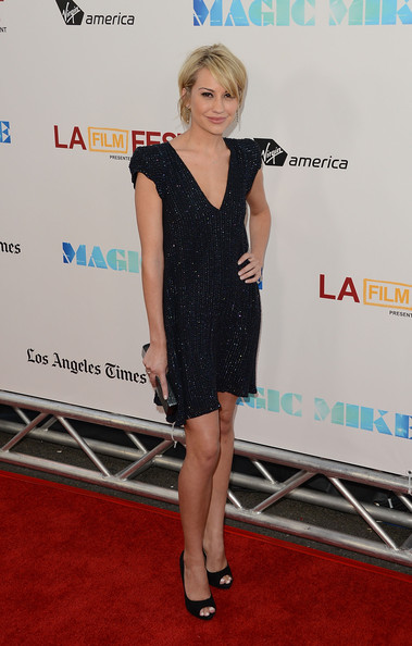 Chelsea Kane Actress Chelsea Kane arrives at the closing night gala premiere of 'Magic Mike' at the 2012 Los Angeles Film Festiva held at Regal Cinemas L.A. Live on June 24, 2012 in Los Angeles, California.
