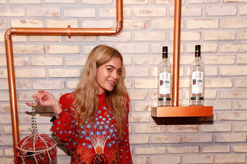 Chelsea Leyland Ketel One Vodka Hosts the 'You Don't Understand, It Has to Be Perfect' Campaign Launch Event at NeueHouse Madison Square