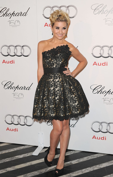 Chelsea Staub Chelsea Staub arrives at the Audi/Chopard EMMY week red carpet style kick-off party held at Cecconi's Restaurant on August 22, 2010 in Los Angeles, California.
