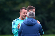 Jose Mourinho and John Terry Photos Photo