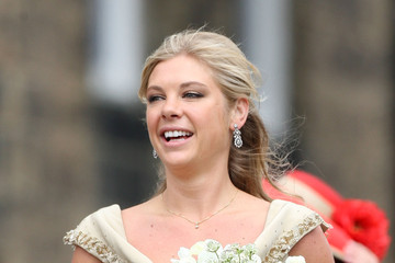 Chelsy Davy The Wedding Of Melissa Percy & Thomas Van Straubenzee