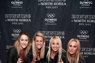 Chemmy Alcott Aimee Fuller 'Running in North Korea' World Premiere - Arrivals