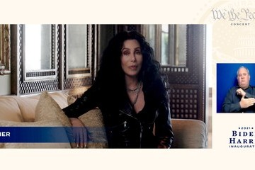 """Cher """"We The People"""" Concert Celebrating The 59th Presidential Inauguration"""