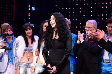 Cher The Cher Show Broadway Opening Night - Curtain Call