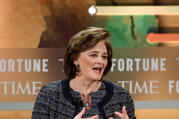 Cherie Blair Fortune + Time Global Forum 2016