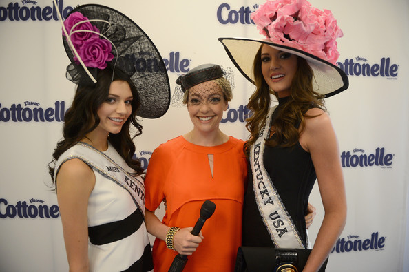 """Cottonelle Celebrity """"Clean Room"""" At The 140th Kentucky Derby"""
