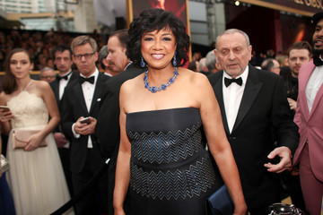 Cheryl Boone Isaacs 89th Annual Academy Awards - Red Carpet