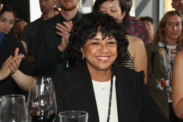Cheryl Boone Isaacs Col Needham Attends the 2017 Rising Stars - Power Break Lunch at the 2017 Toronto International Film Festival (TIFF)