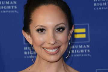 Cheryl Burke Human Rights Campaign 2016 Los Angeles Gala Dinner - Show