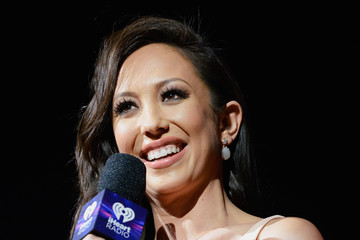 Cheryl Burke iHeart80s Party 2017 - Show
