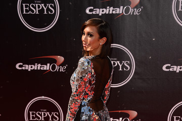 Cheryl Burke Arrivals at the ESPYS — Part 4