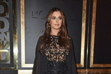 Cheryl Cole Gold Obsession Party - L'Oreal Paris : Photocall - Paris Fashion Week Womenswear Spring/Summer 2017
