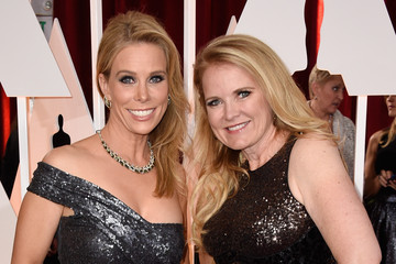 Cheryl Hines Arrivals at the 87th Annual Academy Awards — Part 3