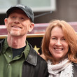Cheryl Howard Ron Howard Is Honored with a Star on the Hollywood Walk of Fame