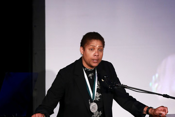 Cheryl Miller 31th Annual Great Sports Legends Dinner to Benefit the Buoniconti Fund to Cure Paralysis - Dinner