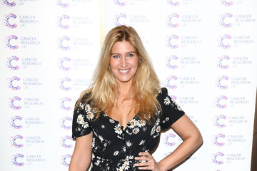 Cheska Hull Arrivals at the James' Jog-On to Cancer Event