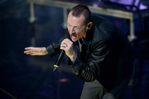 Chester+Bennington+2012+iHeartRadio+Music+HwwlPdPrpO4l The iHeartRadio Music Festival Experience