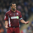 Chris Barber Chesterfield v Southend United - npower League Two