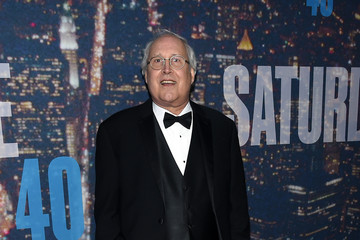 Chevy Chase SNL 40th Anniversary Celebration