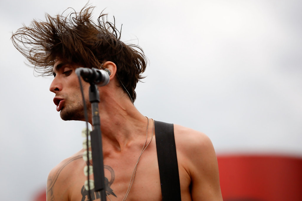 tyson ritter in chevy rock roll 400 zimbio. Black Bedroom Furniture Sets. Home Design Ideas