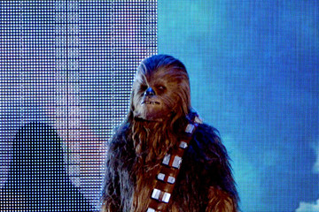 Chewbacca Nickelodeon's 2016 Kids' Choice Awards - Show
