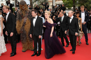 Chewbacca 'Solo: A Star Wars Story' Red Carpet Arrivals - The 71st Annual Cannes Film Festival