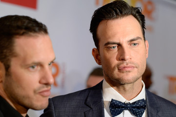 Cheyenne Jackson Arrivals at the 'TrevorLive NY' Event