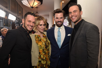 Cheyenne Jackson Family Equality Council's 2015 Los Angeles Awards Dinner - Red Carpet