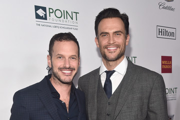 Cheyenne Jackson Point Honors Los Angeles 2018, Benefiting Point Foundation - Red Carpet