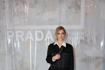 Chiara Ferragni Prada - Arrivals & Front Row - Milan Men's Fashion Week Spring/Summer 2019