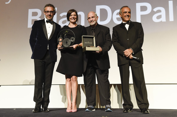 'Jaeger-LeCoultre Glory to the Filmmaker 2015 Award' Honors Brian De Palma - Jaeger-LeCoultre Collection