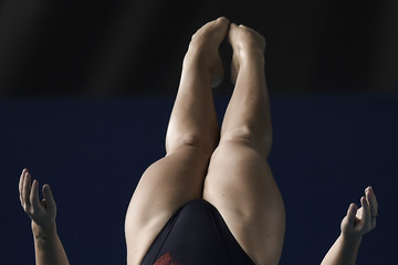 Chiara Pellacani Diving - Buenos Aires Youth Olympics: Day 9