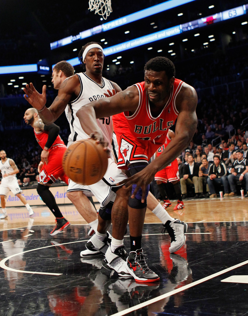 Brooklyn nets bulls