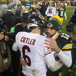 Aaron Rodgers and Jay Cutler Photos