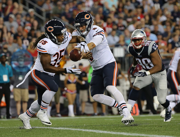Chicago Bears v New England Patriots - 1 of 2