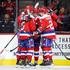 Nicklas Backstrom Photos - Nicklas Backstrom #19 of the Washington Capitals celebrates with teammates after scoring a goal against the Chicago Blackhawks during the first period at Verizon Center on January 13, 2017 in Washington, DC. - Chicago Blackhawks v Washington Capitals
